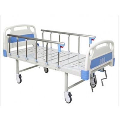Lit d'hôpital manuel amovible