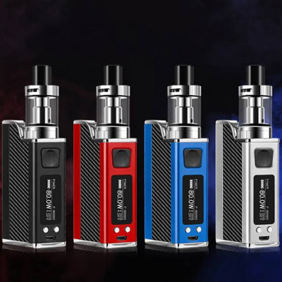 cig electronique 2ml 80W 1300mAh vapor