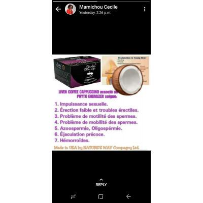 Liven coffee cappuccino