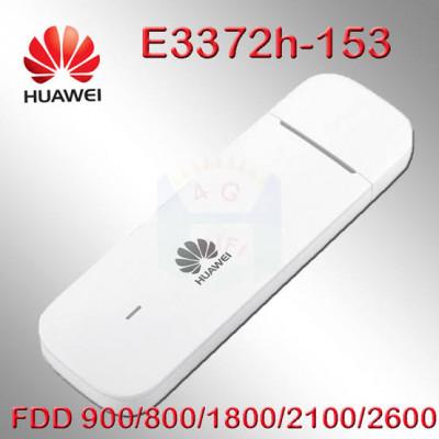 Dongle USB Huawei 4G / 3G Wingle E8372h-155